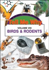 Tell Me Why: Birds & Rodents DVD