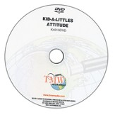 Kid-a-Littles: A Good Attitude DVD
