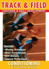 Track & Field: Conditioning With Stewart Togher DVD