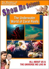 The Underwater World of Coral Reefs DVD