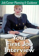 Career Planning Series: Your First Job Interview DVD