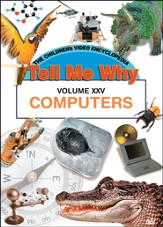 Tell Me Why: Computers DVD