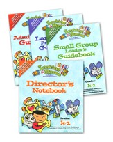 Looking at the Pieces, Spring: Director's Notebook, Grade K/1