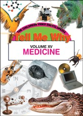 Tell Me Why: Medicine DVD