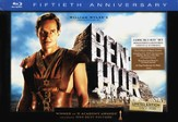 Ben-Hur: 50th Anniversary Collector's Edition, 3-Disc Blu-ray Set