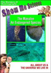 The Manatee: An Endangered Species DVD