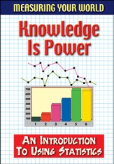 Measuring Your World Series: Knowledge is Power: An Introduction To Using Statistics DVD