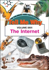 Tell Me Why: The Internet DVD