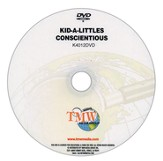 Kid-a-Littles: Being Conscientious DVD