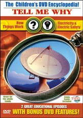 Tell Me Why: How Things Work & Electricity & Electric Safety DVD