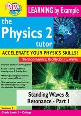 Standing Waves and Resonance - Part 1 DVD