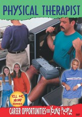 Tell Me How Career Series: Physical Therapist DVD
