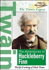 The Twain Legacy - The Adventures of Huckleberry Finn DVD