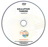Kid-a-Littles: Completing A Task DVD