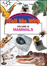 Tell Me Why: Mammals DVD