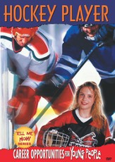 Tell Me How Career Series: Hockey Player DVD