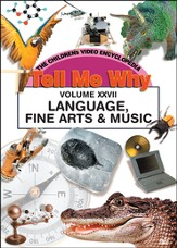 Tell Me Why: Language, Fine Arts & Music DVD
