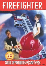 Tell Me How Career Series: Firefighter DVD