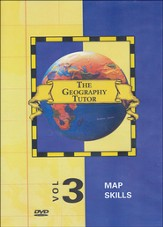 Geography Tutor: Map Skills DVD