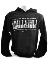 Make A Joyful Noise, Hooded Sweatshirt, Large (42-44)