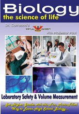Laboratory Safety & Volume Measurement DVD