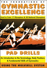 Gymnastics Series: Pad Drills DVD
