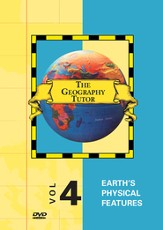 Geography Tutor: Earth's Physical Features DVD