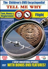 Tell Me Why: Time, Money & Measurement/Flight DVD