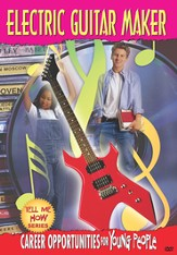 Tell Me How Career Series: Electric Guitar Maker DVD