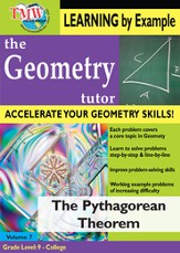 The Pythagorean Theorem DVD