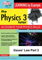 Gauss' Law Part 3 DVD