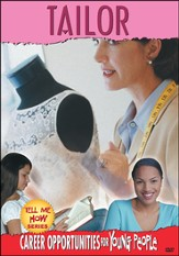 Tell Me How Career Series: Tailor DVD