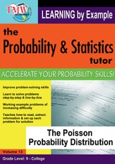 Poisson Probability Distribution DVD