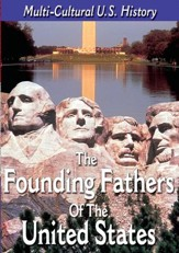 History of the United States: Founding Fathers of the US DVD