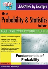 Fundamentals of Probability DVD