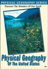Physical Geography Of The United States DVD