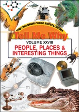 Tell Me Why: People, Places & Interesting Things DVD