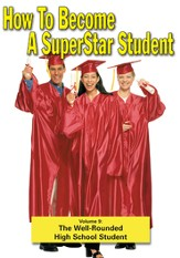 Superstar Student: The Well-Rounded High School Student DVD