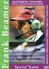 Frank Beamer: Special Teams DVD