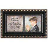 My First Communion, Boy, Music Box