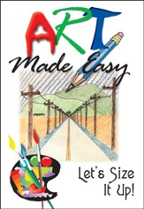 Art Made Easy: Let's Size It Up! DVD