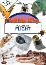 Tell Me Why: Flight DVD
