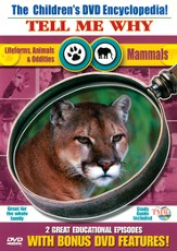 Tell Me Why: Lifeforms, Animals & Oddities & Mammals DVD