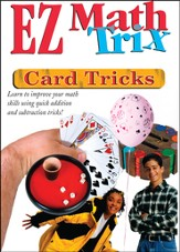 EZ Math Trix: Card Tricks DVD