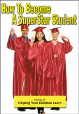 Superstar Student: Helping Your Children Learn DVD