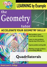Quadrilaterals DVD