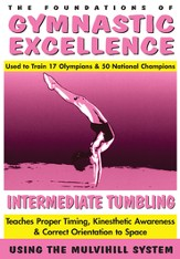 Gymnastics Series: Intermediate Tumbling DVD