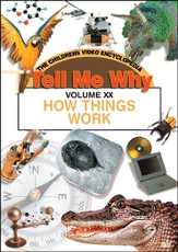Tell Me Why: How Things Work DVD