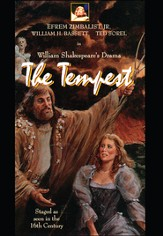 Shakespeare Series: Tempest DVD