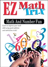 EZ Math Trix: Math & Number Fun DVD